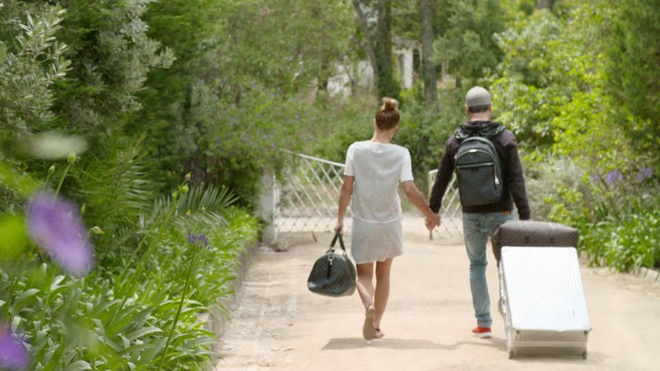 """Rocco Stark und Angelina verlassen """"Das Sommerhaus der Stars"""""""
