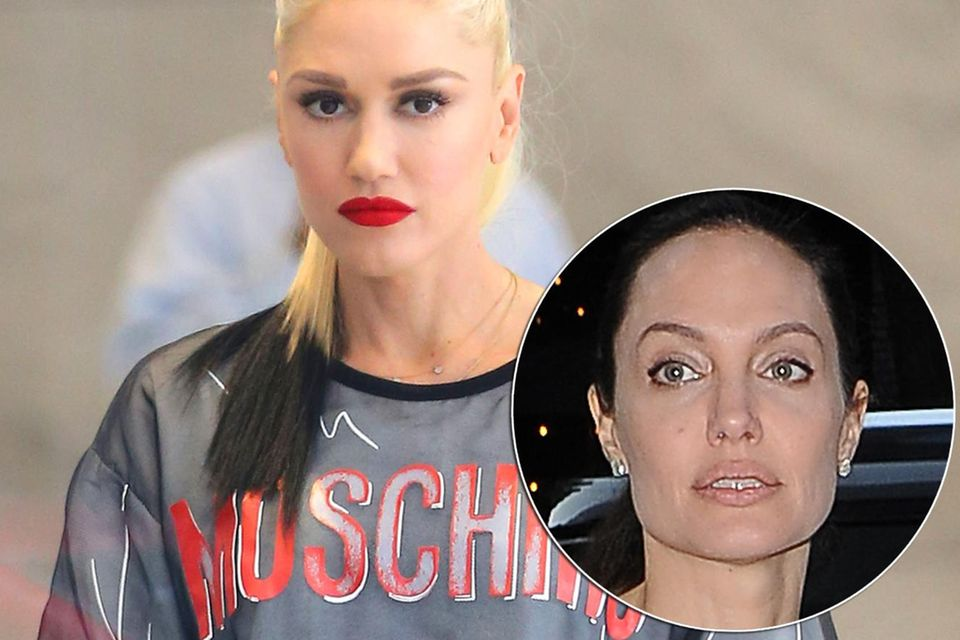 Gwen Stefani, Angelina Jolie