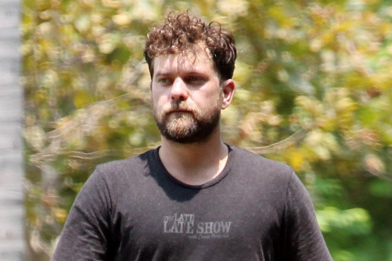 Joshua Jackson scheint die Trennung von Diane Kruger sichtlich mitzunehmen.