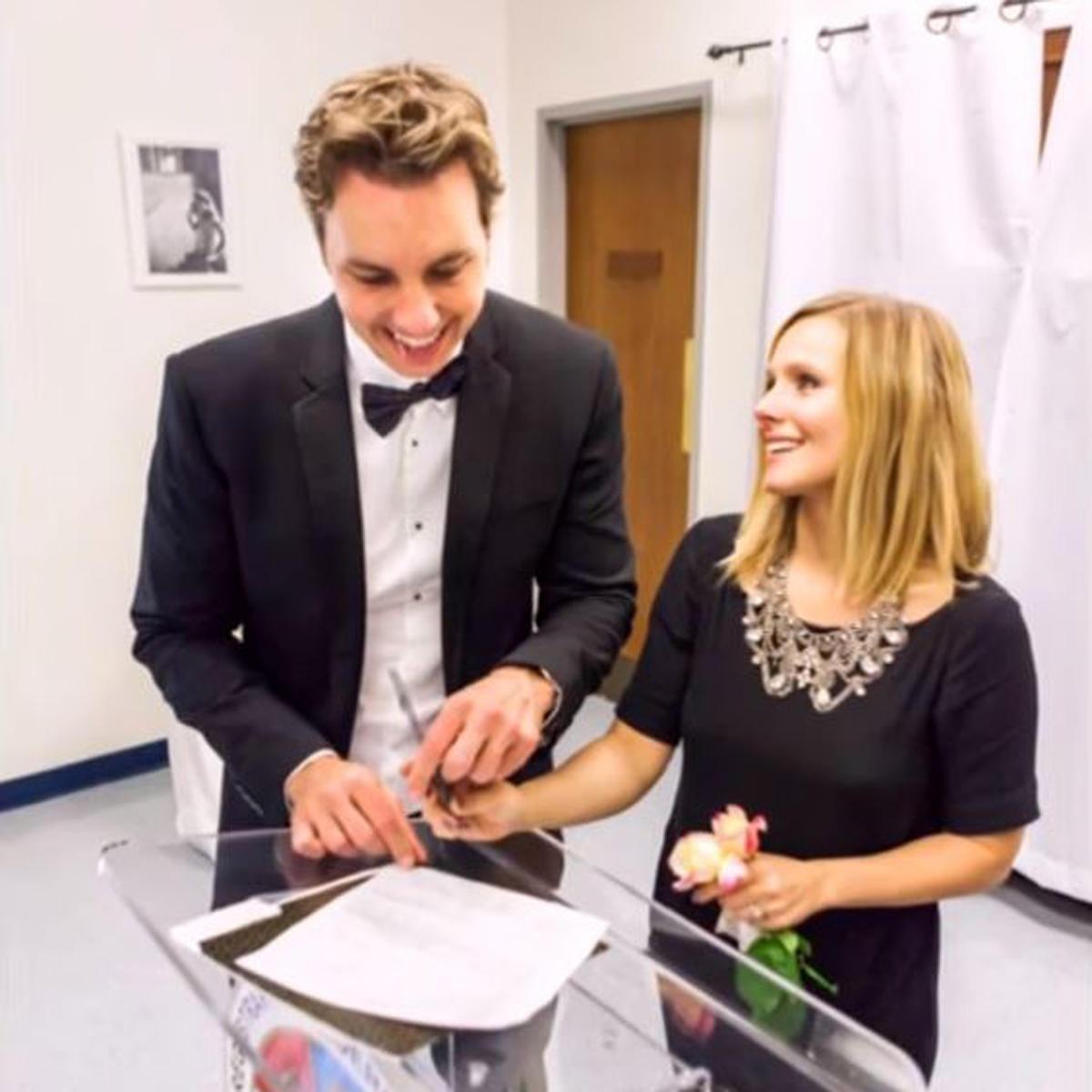 Kristen Bell und Ehemann Dax Shepard
