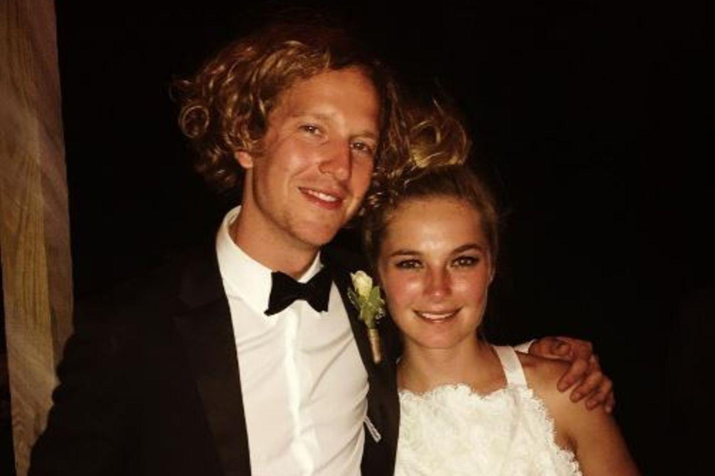 Nathaniel + Bridget Hoho