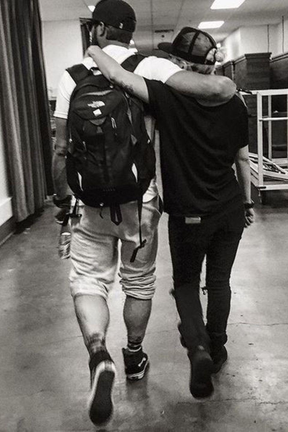 Mit diesem Foto gab Lady Gaga jetzt ihre (vorläufige) Trennung von Taylor Kinney bekannt