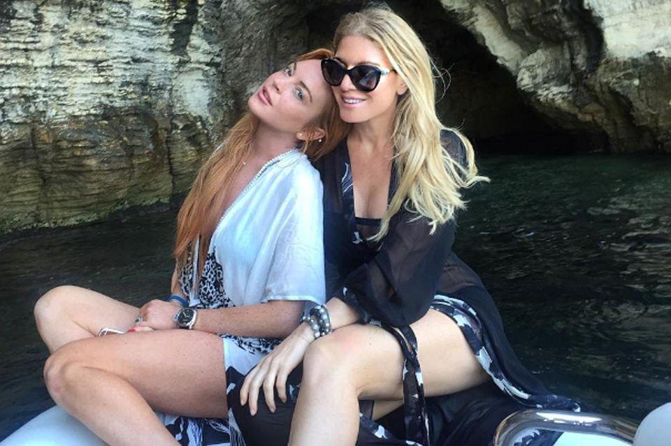 Lindsay Lohan, Hofit Golan