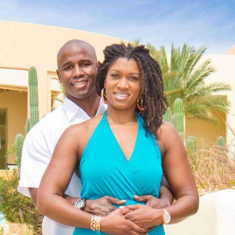 Antonio und Dawn Armstrong