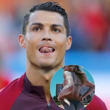 Cristiano Ronaldo, Cassandre Davis