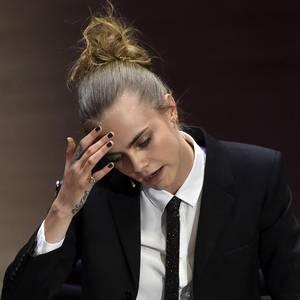 "Cara Delevingne: ""Ich war selbstmordgefährdet"""