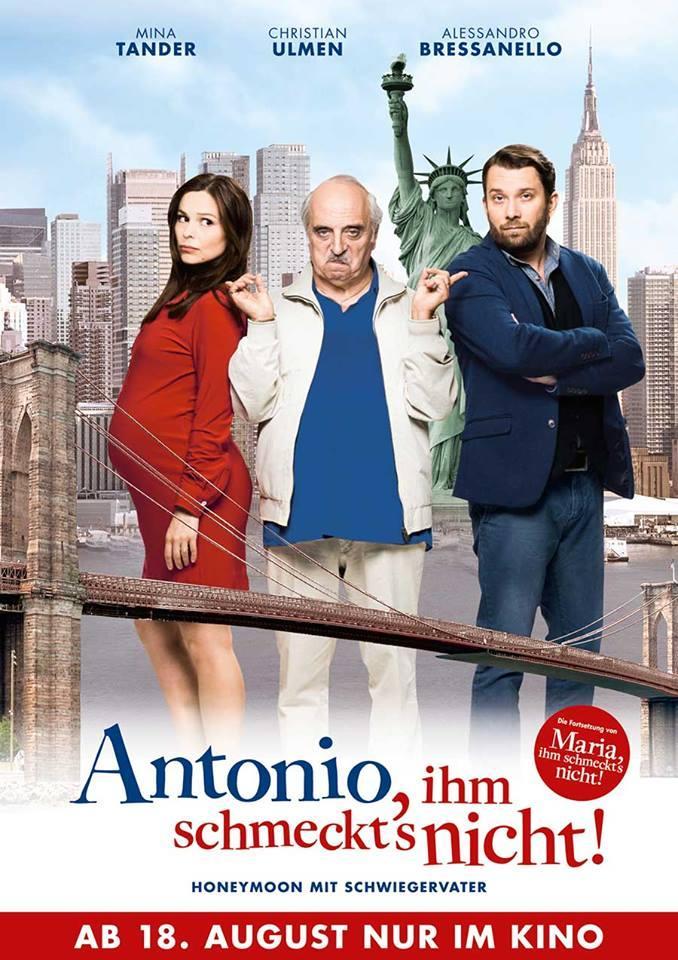 """""""Antonio - Ihm schmeckt's nicht"""""""