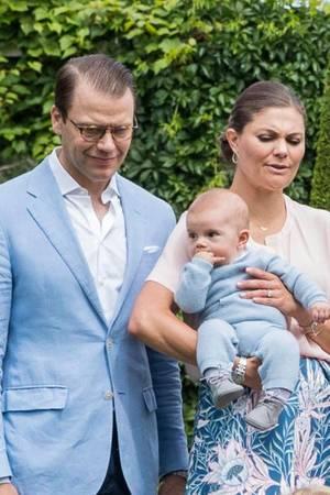 Prinz Daniel, Prinzessin Victoria, Prinz Oscar