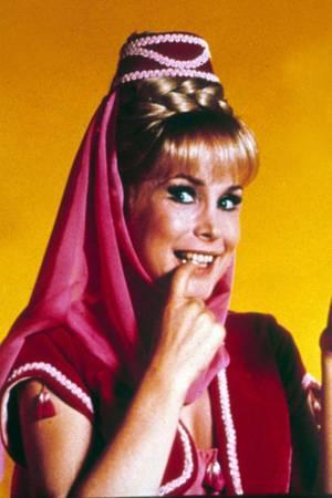 "Barbara Eden alias ""Bezaubernde Jeannie"""