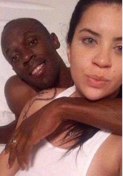 Olympia-Star Usain Bolt: Usain Bolt und Jady Duarte verbrachten eine heiße Nacht miteinander