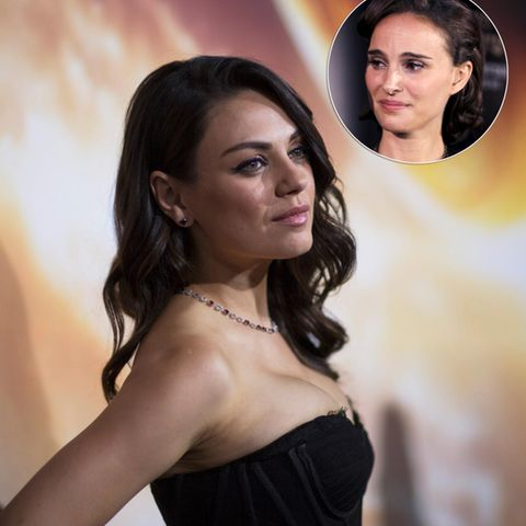 Mila Kunis, Natalie Portman