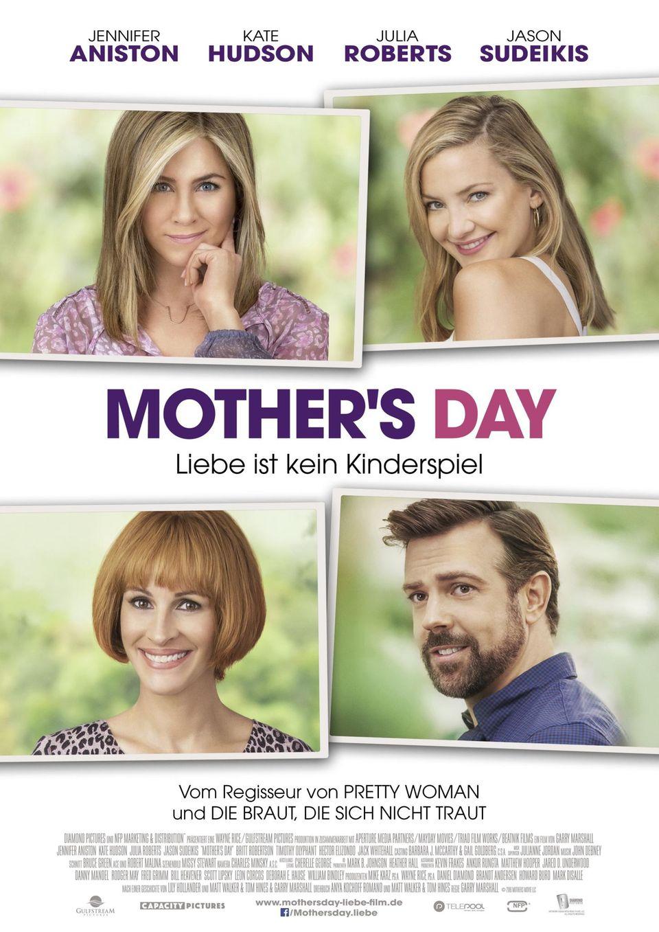 """Kinotipp: """"Mother's Day - Liebe ist kein Kinderspiel"""" ab dem 25. August im Kino"""