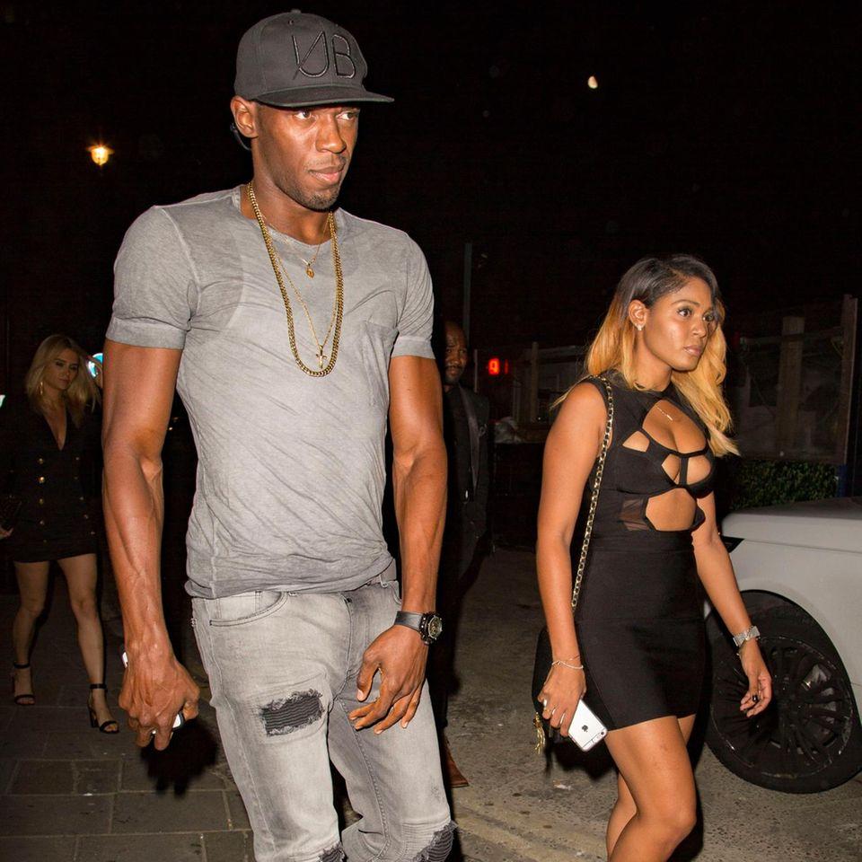 Usain Bolt: Heiße Flirt-Nächte in London