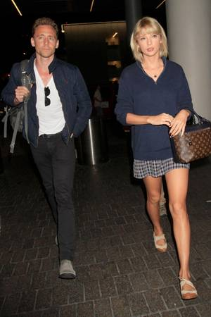 Tom Hiddleston Taylor Swift Mega Zoff Bei Tom Und Taylor Galade