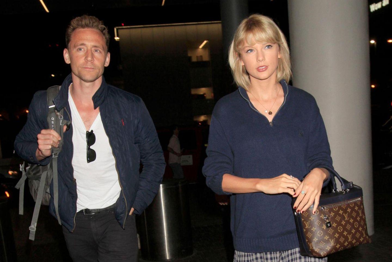 Tom Hiddleston + Taylor Swift