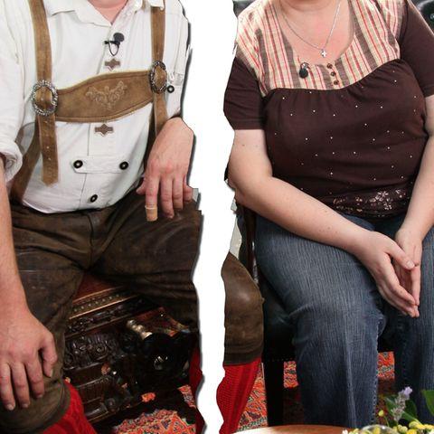 Bauer Willi und seine Karola haben sich getrennt