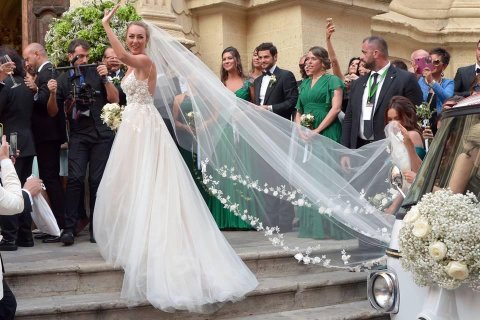 Al Bano Romina Power Tochter Cristel Carrisi Hat Geheiratet Gala De