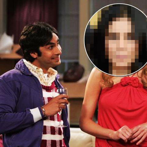 "Kunal Nayyar als ""Raj"" in ""The Big Bang Theory"""