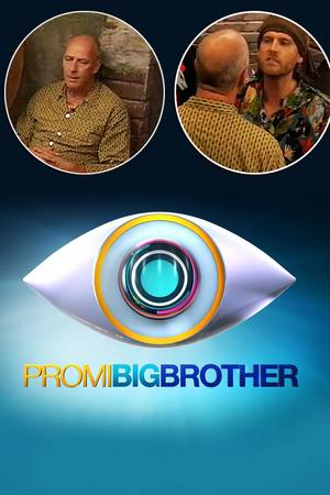 "Mario Basler und Norman Bade bei ""Promi Big Brother"""