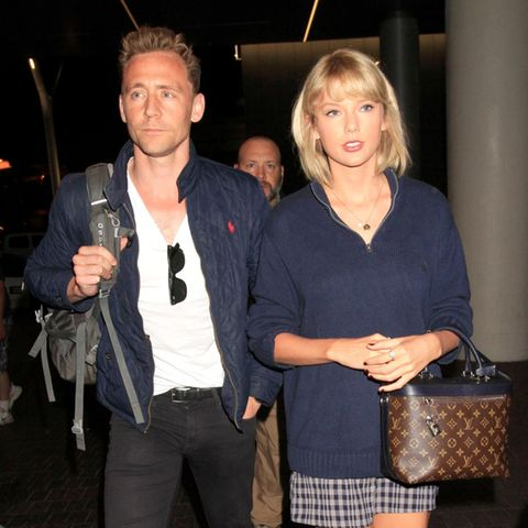 Tom Hiddleston +Taylor Swift