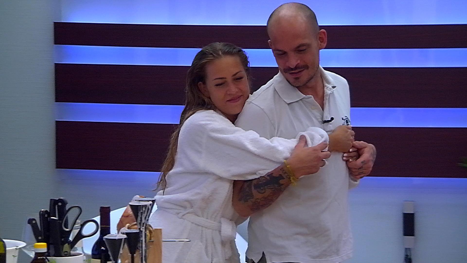 Jessica Paszka + Ben Tewaag