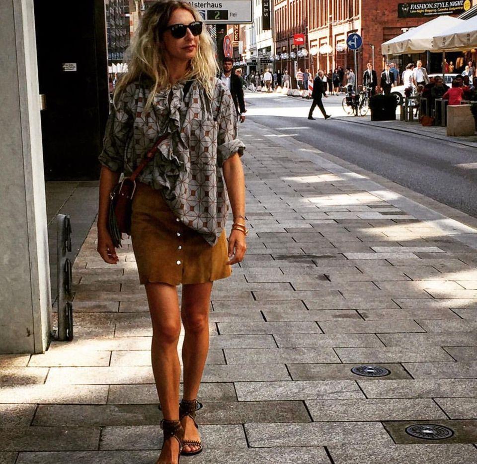 Bis Oktober führt GALA-Kolumnistin Sue ihre Sandalen mit gutem Gewissen aus