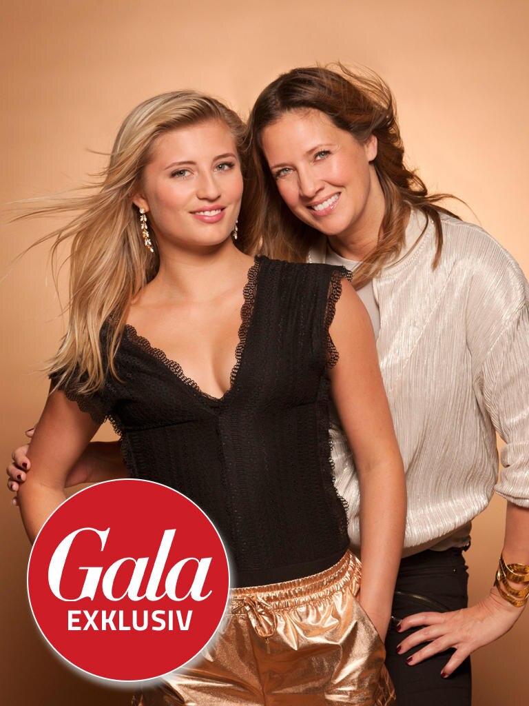 Luna und Dana Schweiger