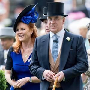 Sarah Ferguson und Prinz Andrew