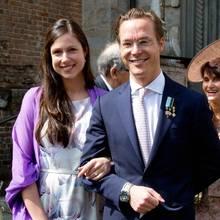 Prinzessin Victoria + Prinz Jaime von Bourbon-Parma
