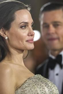 Angelina Jolie + Brad Pitt lassen sich scheiden