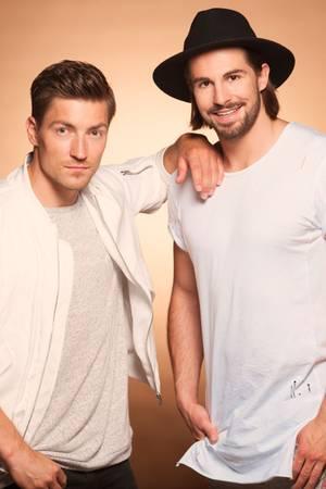 Bene Mayr und Philipp Boy