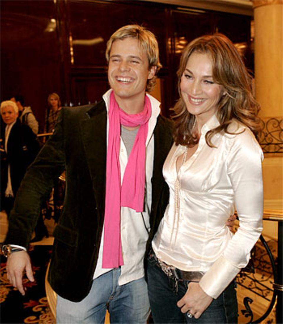 Caroline Beil und Pete Dwojak
