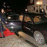 """Mit Audi-Limousinen wurden die Gäste ins Hotel """"Louis C. Jacob"""" chauffiert"""