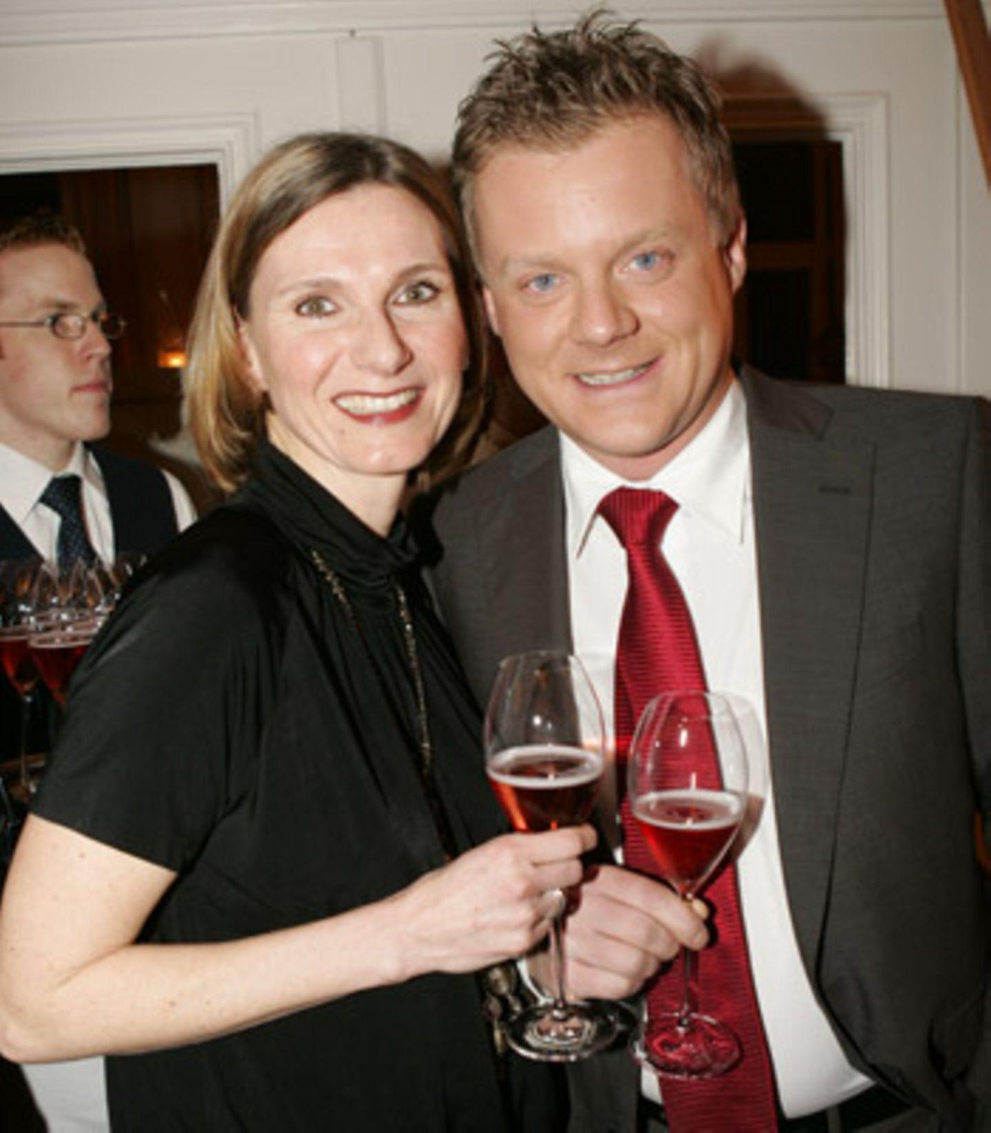 Marc Bator mit Frau Hellen