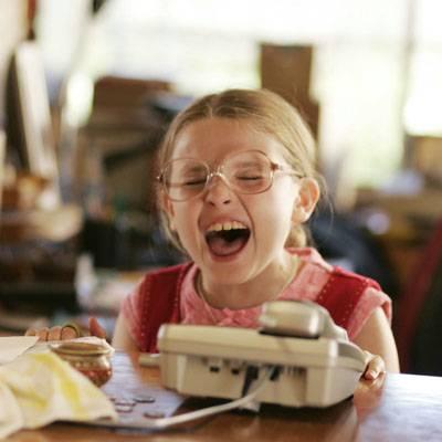 "Szenenbild aus ""Little Miss Sunshine"", Abigail Breslin"