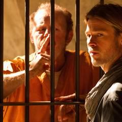 """2013  Im Film """"World War Z"""" spielt Brad Pitt nicht nur die Hauptrolle, sondern hat auch mitproduziert."""
