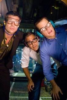 Pitt, Damon + Co.: Gute Jungs