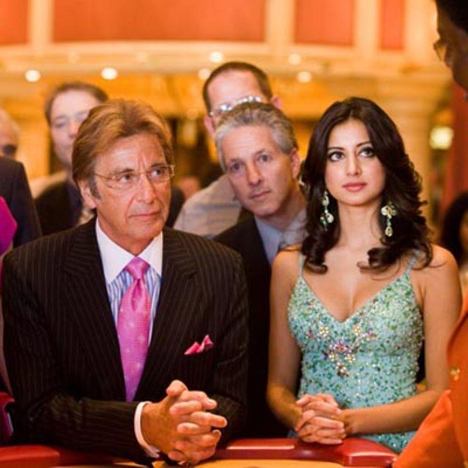 Casinobesitzer willy Bank alias Al Pacino