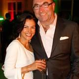 Unternehmer Michael Haentjes und seine Frau Simone Ricart