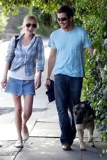 30. April 2003: Zu dieser Zeit war Jake Gyllenhaal zwar noch mit Kirsten Dunst zusammen. Aber an ihrem Geburtstag traf er sich t