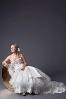Das Kleid von Givenchy, der Schmuck von Tiffanys und der Traum von GALA