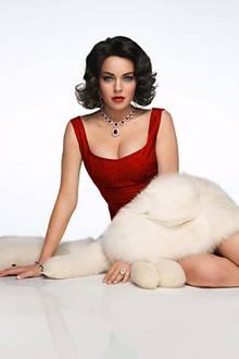 """Lindsay Lohan in """"Liz & Dick"""""""