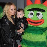 Nicole Richie mit ihrem Sohn Sparrow
