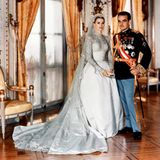 Am 19. April läuten die Hochzeitsglocken. Die Traumhochzeit verfolgen Millionen Zuschauer im Fernsehen.