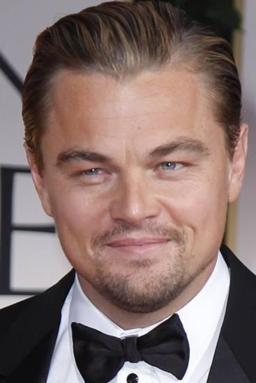 Leonardo DiCaprio trägt bereits länger einen leichten Bart und sah bislang noch relativ jung aus für sein Alter.