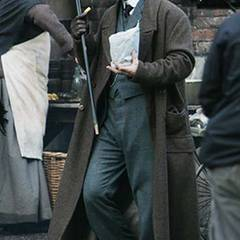 """21. Dezember 2008: Wenn der kleine Hunger plagt: """"Fish and Chips"""" für Sherlock Holmes"""