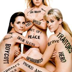 "Die Dixie Chicks: ""Shut up and Sing"""