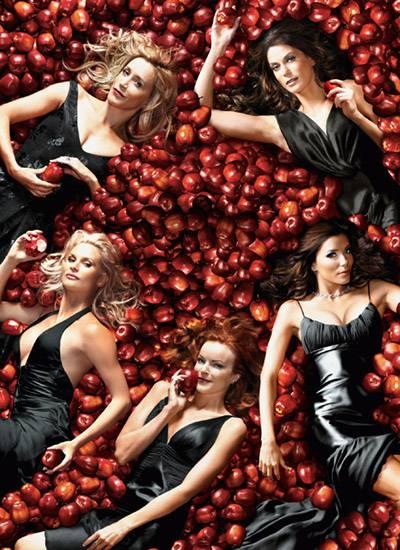 """Die verlockenden Hausfrauen aus der """"Wisteria Lane"""""""