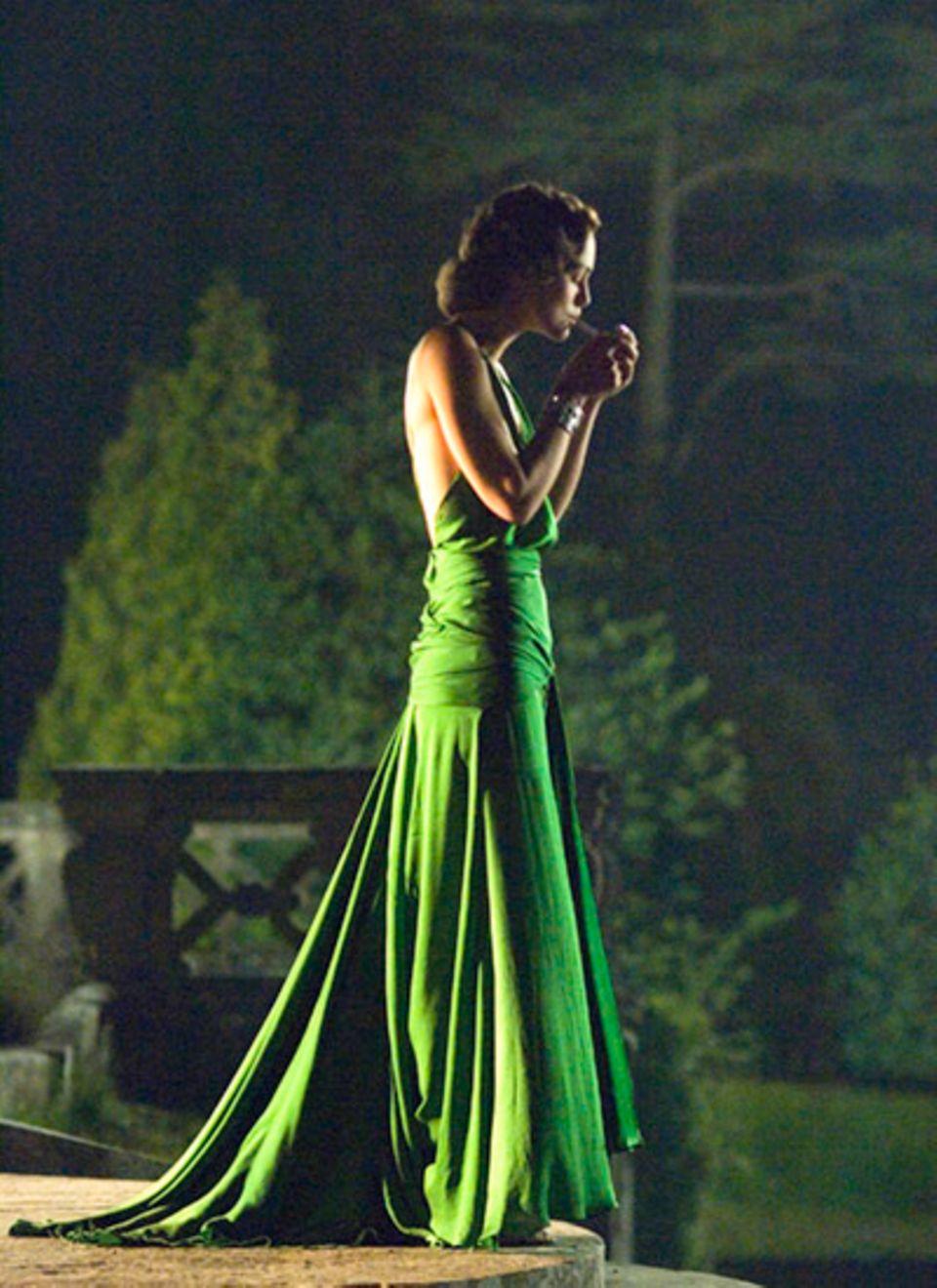 Keira Knightley spielt Cecilia und verliebt sich im Zuge dessen in James McAvoy