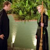 """Will Ferrell und Nicole Kidman in """"Verliebt in eine Hexe""""; 2005"""